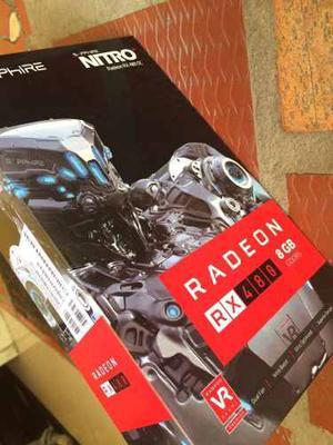 Tarjeta De Video Sapphire Radeon Nitro + Rx gb.