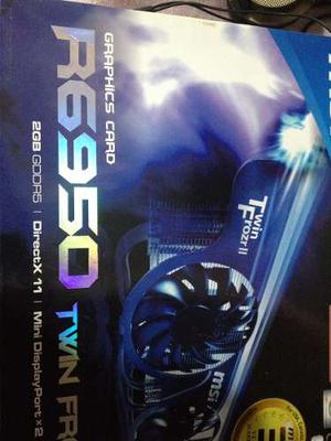 Vendo O Cambio Msi Readon R Twin Froz Ii 2gb Ddr5