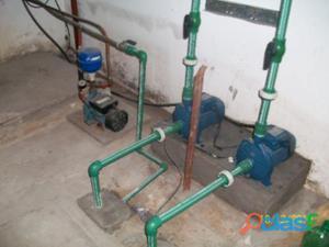 instalacion reparacion mantenimiento de bombas de agua