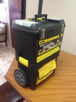 Caja de herramientas stanley con ruedas posot class - Caja herramientas stanley ...