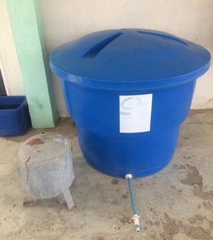 Pulmon De 120 Litro De Agua Posot Class