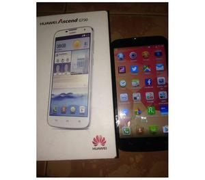 Vendo Hermoso Celular Huawei Ascend G730