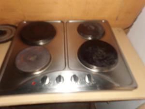 tope cocina electrico