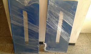 Barandas De Madera Azules Para Camas Infantiles