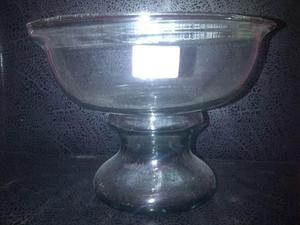 Bowl O Frutero De Vidrio Nro 2 Floristeria 7077 Xavi