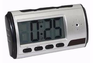Camara Espia Reloj Digital Dvr Con Sensor De Movimiento