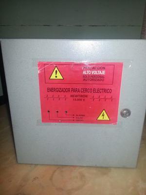 Central Energizador Cerco Eléctrico 1.2km