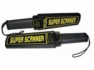 Detector De Metales Manual Super Scanner En Promocion!!!