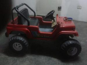 Jeep A Baterías Para Niños Fisher Price