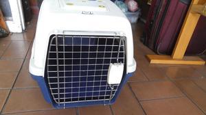 Kennel Para Mascotas Perros Y Gatos Petcarrier