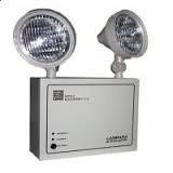 Lámpara De Emergencia Sovica Metálica Incluye Batería 6v