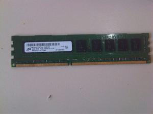 Memoria Ram 2gb Servidor Dd3 Pc3l