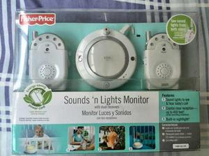 Monitor O Radio Para Bebé Fisher Price