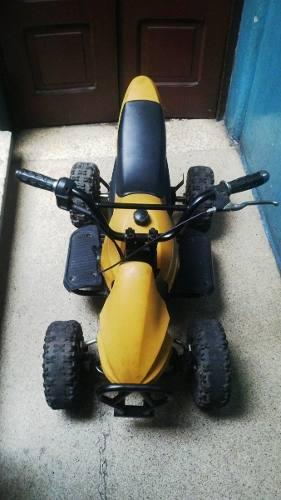 Moto 4 Ruedas 50cc