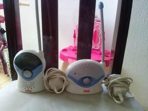 Radio Transmisor Para Bebes Fisher Price