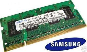 Vendo Lote De Memorias Ram Ddr2, Ddr333, Ddr400 Para Laptop