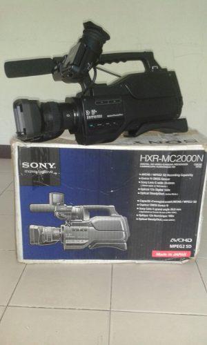 Cámara De Vídeo Sony Hxr-200 Profesional