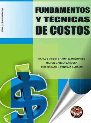 Libro De Contabilidad De Costos En Pdf