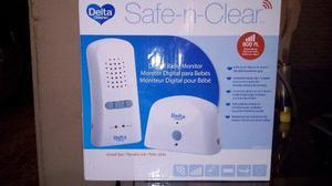 Monitor De Sonido Para Cuidado De Bebes
