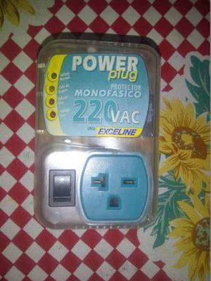 Protector De Voltaje 220v Exceline