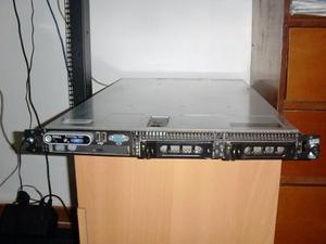 Servidor Dell Poweredgex3.2ghz 8 Gb Ram 146gb Hd Scsi