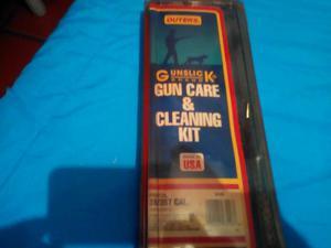 Vendo Kit de Limpieza para Armas