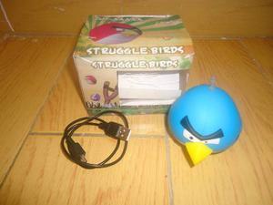 Corneta Portátil Angry Birds.