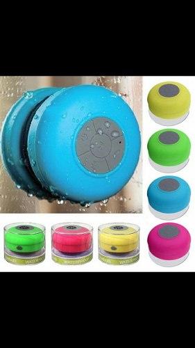 Cornetas Bluetooth Waterproof A Prueba De Agua