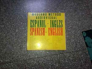 Discos Acetatos Curso De Ingles