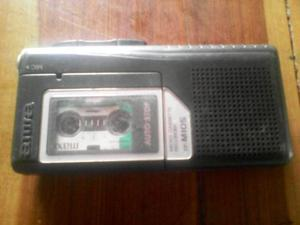 Grabadora De Casete Aiwa Modelo Tp-m105 Para Respuesto