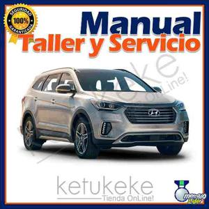 Manual De Taller Y Servicio Hyundai Santa Fe