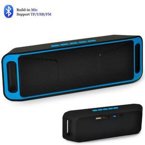Mini Portable A2dp Bluetooth Speaker Wireless Megabass