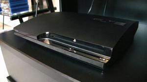 Playstation 3 Slim 160gb con 6 Juegos