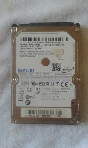 Vendo disco duro sata 320Gb