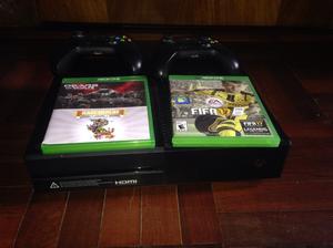 Xbox One 1TB FIFA 17 2 Controles 3 Juegos