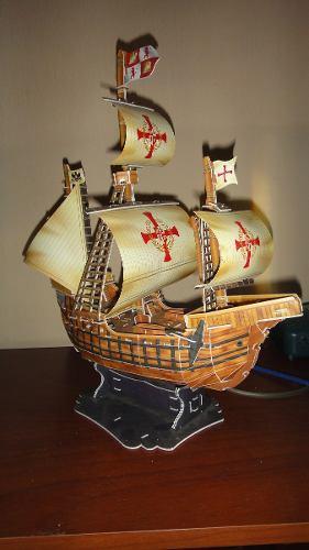 Barco Santa Maria De Coleccion