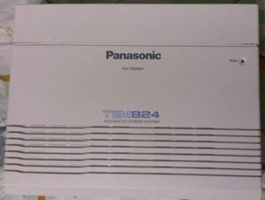 Central Telefonica Panasonic Kx Tem824la 6 Lineas 16 Ext