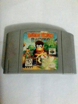 Combito Cassettes Nintendo 64 N64 Fifa 98 Diddy Kong Racing