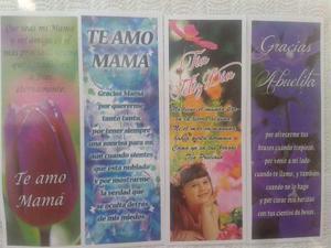 Dia De Las Madres. Marca Libros.