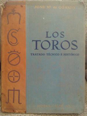 Enciclopedia Los Toros De Cossio