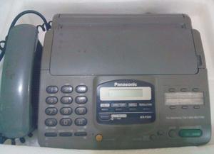 Faxes Panasonic Kx/ft21 Y Kx/f580 En Remate
