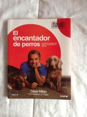 Libro El Encantador De Perro Por Cesar Millian