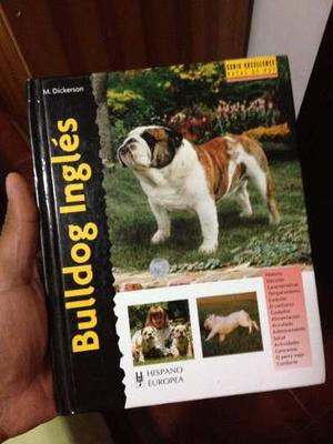 Libro Físico Bulldog Inglés De M. Dickerson,