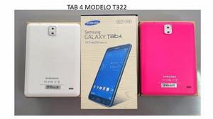 Samsung Galaxy Tab 4 T322 Para Repuesto O Reparar
