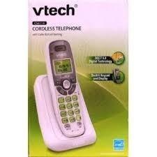 Teléfono Fijo Inalámbrico Vtech Cs