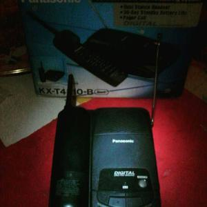 Teléfono Inalámbrico De Casa De Lujo Panasonic