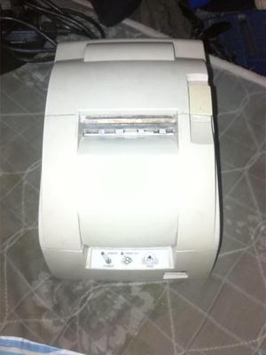 impresora para tikets de loteria