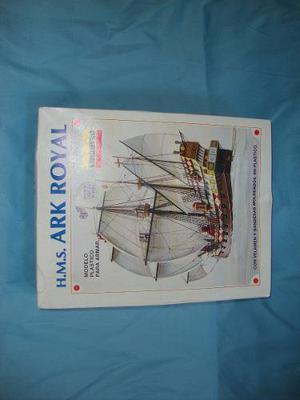 Barco Para Armar, Modelo H.m.s. Ark Royal, Lindberg