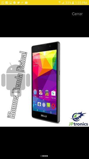 Blu Neo X Plus Dual Sim Liberados 5.5 Hd