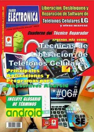 Curso Técnico En Teléfonos Celulares Modem 23 Softwares